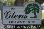 sign for Glens, The of Bent Tree